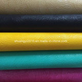 Colorful Embossed PU Leather for Fashion Shoes