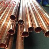 Refrigeration Copper Pipe with Pure Copper