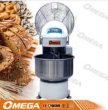 160kg Capacity Fixed Bowl Spiral Dough Mixer with Schneider and Sitec Panel