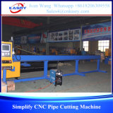 3-Axis Light Type CNC Cutting Machine for Round Pipe