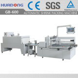 Automatic Wallpaper Thermal Contraction Heat Shrink Wrapping Machine
