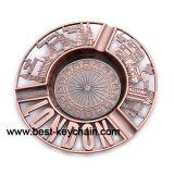 Zinc Alloy Brass Custom Souvenir Gift Metal Ashtray (BK13114)