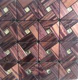 Mosaic Aerovane Design Aluminum Composite Panel for Indoor Decorative (RCB014-N61)