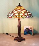 Tiffany Art Table Lamp 634