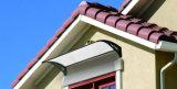 DIY Outdoor Door Sun Shade Shelter Polycarbonate Customized Canopies