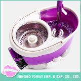 Wet Dry Hardwood Washing Dust Spin Floor Cleaning Mop