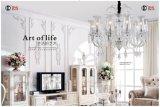 Romantic & Simple European Crystal Chandelier Light