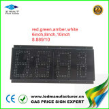 6 Inch LED Gas Price Changer Sign (NL-TT15SF9-10-3R-RED)