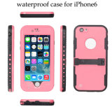 100% Waterproof Mobile Phone Cover Case for iPhone 6 6s