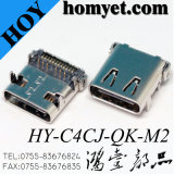 3.1 C Type 24pin USB Female Connector (HY-C4CJ-QK-M2)