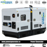 60Hz Generator Set with Perkins Engine 100kVA