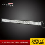 41inch Single Row LED Light Bar for Truck