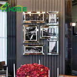 New Arrival Wall Mirrors for Sale Cheap for shopping Mall with 4mm Bevelled Mirror/House Decoration Photos
