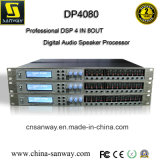 Dp4080 4 in 8out Professional DSP Digital Audio Speaker Processor