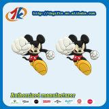Customized Design Cartoon 3D Rubber Fridge Magnet