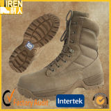 2017 New Design Mens Suede Cow Leather Factory Price Military Tactical Desert Boot