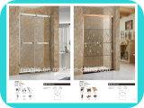 8mm Tempering Glass Bathroom Shower Enclosure (A-813)