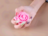 Beauty Flowers Nail Wrap