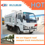 Isuzu Washing and Sweeper Truck Competitive Price of Road Sweeper Truck