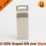 Custom Logo Gift Mini Metal USB Flash Drive (YT-3295-06)