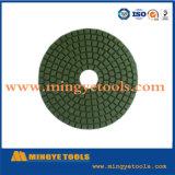 Ceramic Floor Angler Grinder Polishing Pads