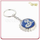 Souvenir Gift Custom Printed Metal Bottle Opener Key Holder