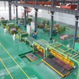 Cutting Line for Rolled Steel