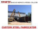 Steel Welding Structure Heavy Industury Custom Steel Fabrication Engineering