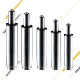 Polished Black Cylinder Gas Lift for Office Chair Gas Spring Furniture Hardware