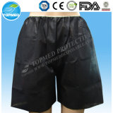 Nonwvoen Short Pants for Man, Disposable Boxer
