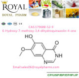 6-Hydroxy-7-Methoxy-3, 4-Dihydroquinazolin-4-One CAS: 179688-52-9with Purity 99% Made by Manufacturer