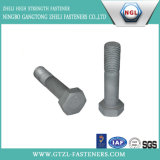 HDG ASTM A325 Hex Head Bolt