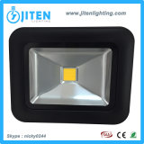 20W LED Flood Light Fixture, 20W-100W Available, New Integrated Housing