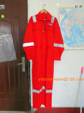 Oil Gas Station Coverall 100%Cotton