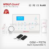 Intelligent Intruder Home Security Alarm PSTN GSM Alarm Cid
