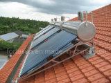 Vacuum Tube Low Pressure Solar Water Heating System