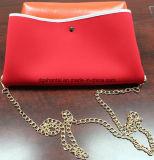 Folded Neoprene Bag with Long Metal Belt (STNB-022-01)