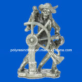 Pewter Figure of Pewter Sculpture Crafts