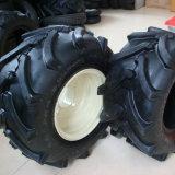 Farm Tractor Mower Snowthrower Bar Lug Wheel 18X850-8 Tubeless Tire