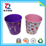 OEM Cover Round Cans for Food, Candy, Chocolate