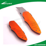 Orange Retractable Utility Safety Box Cutter Utility Knife