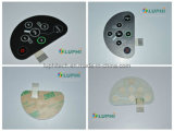 Epoxy Plate Embossed Keypad DIY Membrane Switch (MIC-0205)
