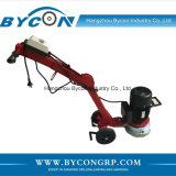 """Dfg-250E 2.2KW 10"""" working diameter concrete edge floor grinder"""