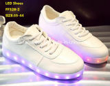 Most Popular LED Shoes Sub Plug-in Luminous LED Shoes (FF326-2)