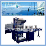 ISO Automatic Shrink Wrapping Packing Machine for Plastic Bottle