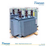 3 MVA, max. 34.5 kV Exterior Transformer Station
