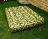 High Quality Camouflage Double Air Bed for Sale