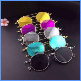 New Fashion Metal Round Lens Design Sunglasses for Man/Woman