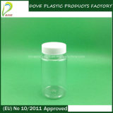 100ml Clear Capsule Bottle Tablet Bottle with Child Proof Cap
