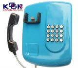 Vandal Resistant Telephone Auto Dial Emergency Phone Bank Service Knzd-04